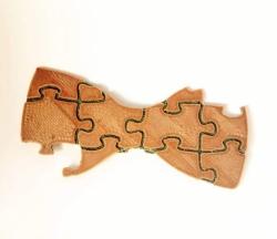 PUZZLE PAPILLON IN CANAPA