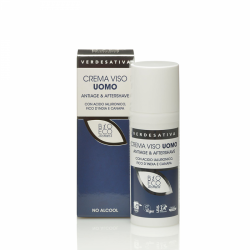 Crema Viso Uomo Antiage & Aftershave